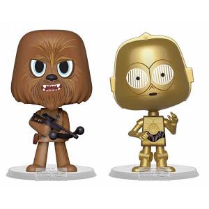 Funko VYNL Star Wars: Chewbacca & C-3PO
