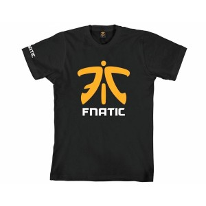 Fnatic Premium Black T-Shirt