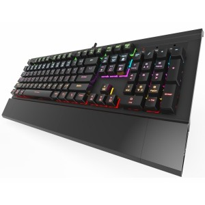 Gamdias Hermes 7 Color Black Switch