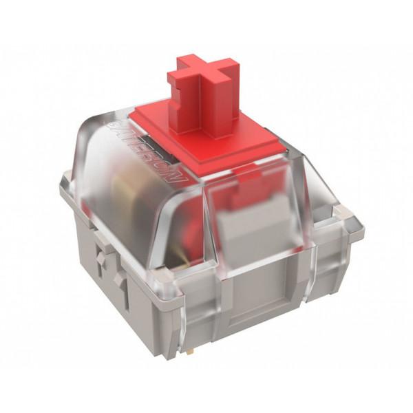 Gateron Mechanical CAP Standart Red x1