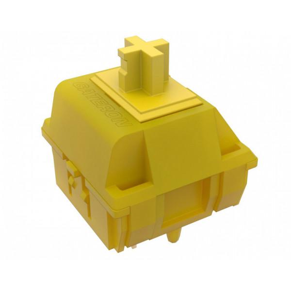 Gateron Mechanical CAP Yellow x35