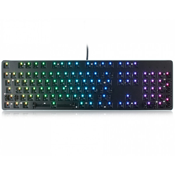 Glorious Modular Mechanical Keyboard RGB Full Size Barebon Edition