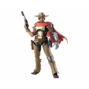 Good Smile Company figma Overwatch McCree