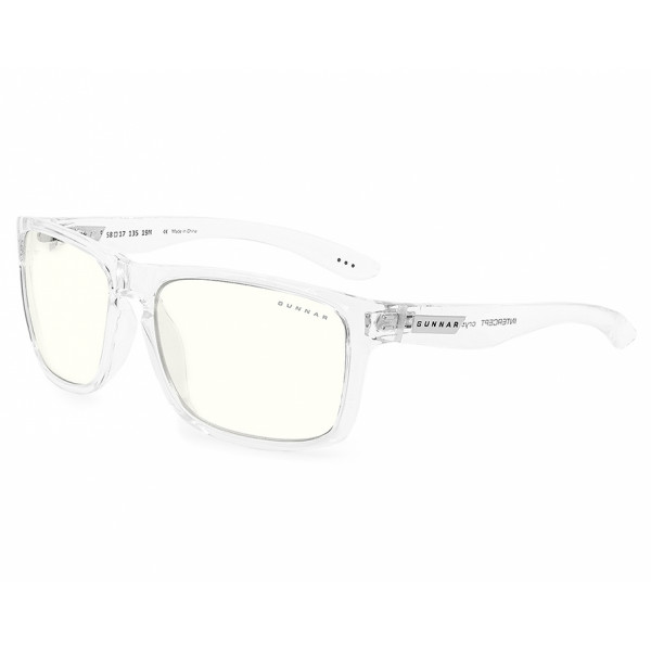 Gunnar Intercept Clear Crystal