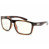 Gunnar Intercept Clear Dark Oak