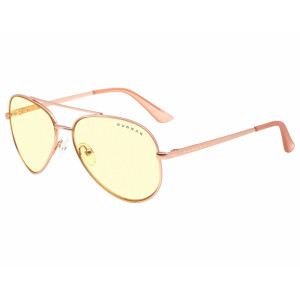 Gunnar Maverick Amber Rose Gold
