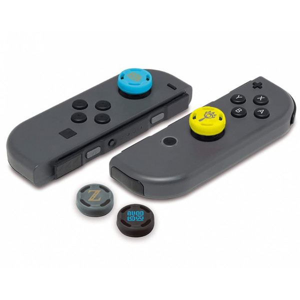Hori Analog Caps (Zelda Breath of the Wild Edition) for Nintendo Switch