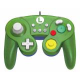 Hori Battle Pad (Luigi) for Nintendo Switch