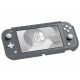 Hori Hybrid System Armor (Gray) for Nintendo Switch Lite