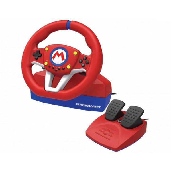 Hori Mario Kart Racing Wheel Pro Mini for Nintendo Switch