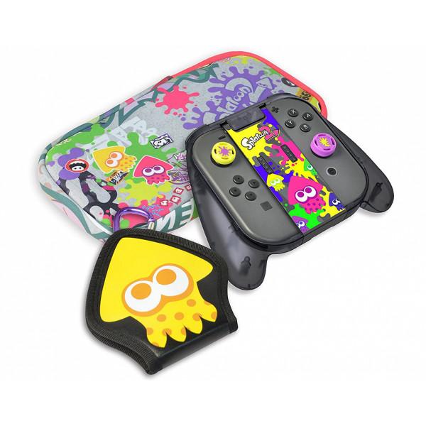 Hori Splatoon 2 Deluxe Splat Pack for Nintendo Switch