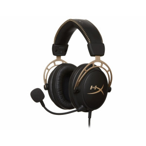 HyperX Cloud Alpha Gold Edition