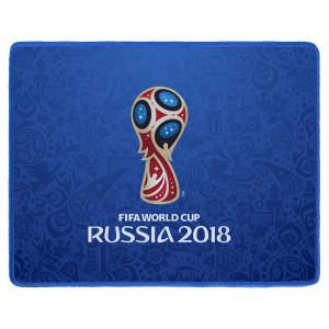 """Коврик для мыши """"Чемпионат мира по футболу 2018"""", оф. эмблема"""