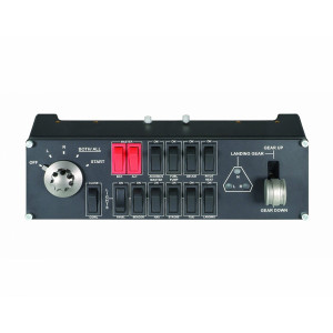 Logitech Flight Switch Panel