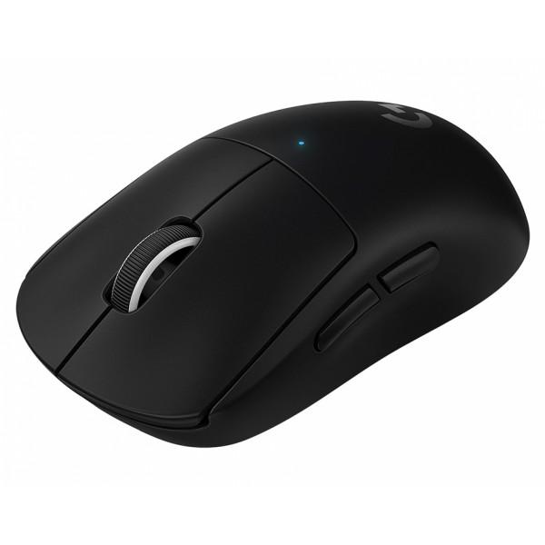 Logitech G Pro X Superlight Wireless Mouse Black