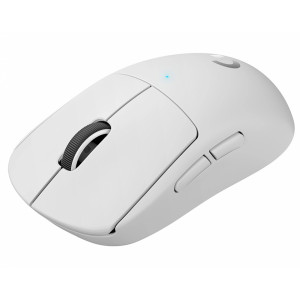 Logitech G Pro X Superlight Wireless Mouse White