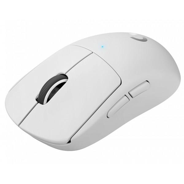 Logitech G Pro X Superlight Wireless Mouse White