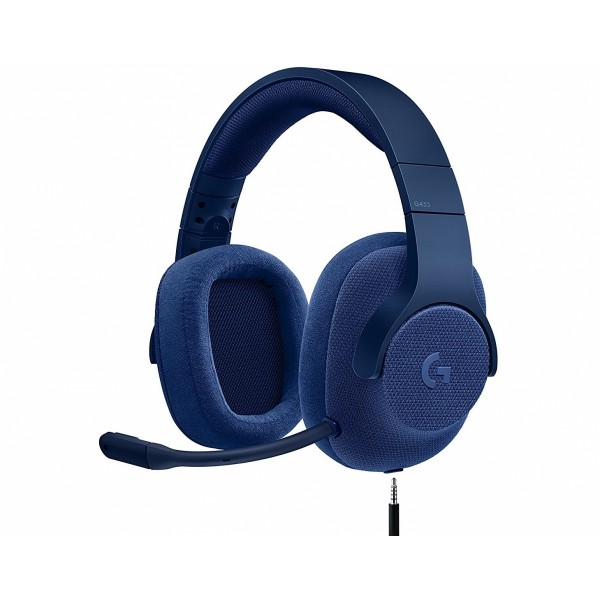 Logitech G433 7.1 Surround Sound Royal Blue