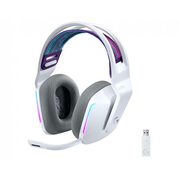Logitech G733 White