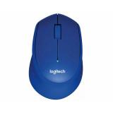 Logitech M330 Silent Plus, Blue