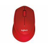 Logitech M330 Silent Plus, Red