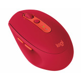 Logitech M590 Multi-Device Silent Ruby