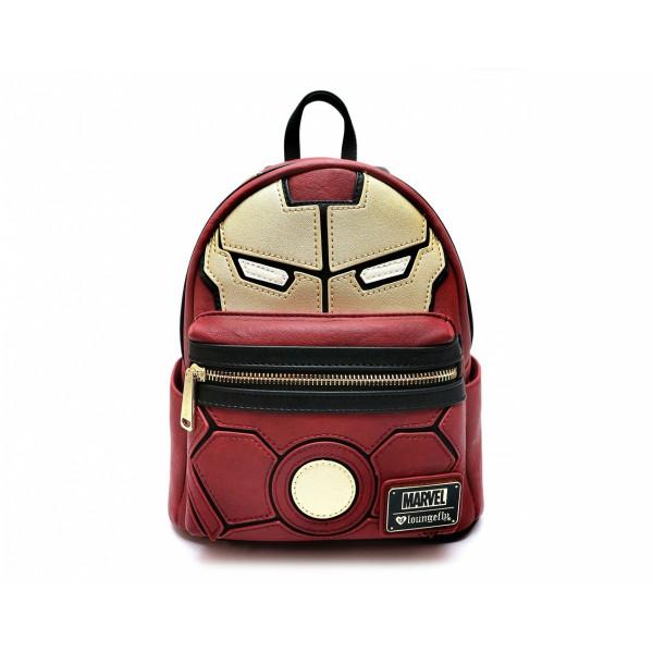 Loungefly Mini Backpack Marvel: Iron Man