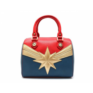 Loungefly Mini Bag Marvel: Captain Marvel