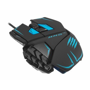 Mad Catz M.M.O. TE Gaming Mouse Black USB