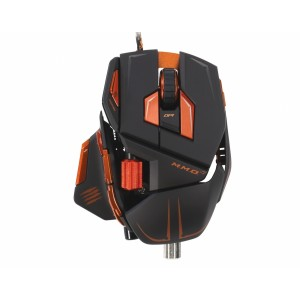 Mad Catz M.M.O.7 matt black