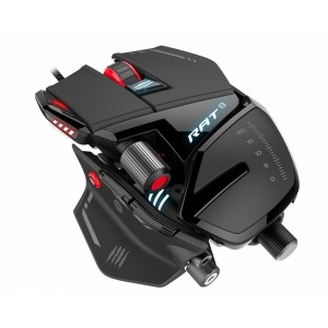 Mad Catz RAT 8 Black-Red