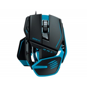 Mad Catz R.A.T. TE Gaming Mouse Black USB