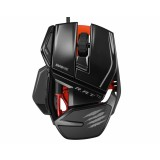 Mad Catz R.A.T. TE Gaming Mouse Gloss Black USB