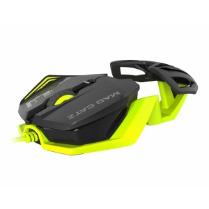 Mad Catz R.A.T.1 Mouse Black-Green USB