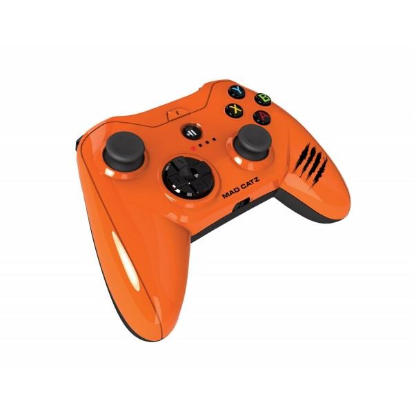 Mad Catz Micro C.T.R.L. i for iOS orange