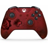 Xbox One Wireless Controller Gears of War 4 Crimson Omen