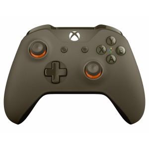 Microsoft Xbox One Wireless Controller Green/Orange
