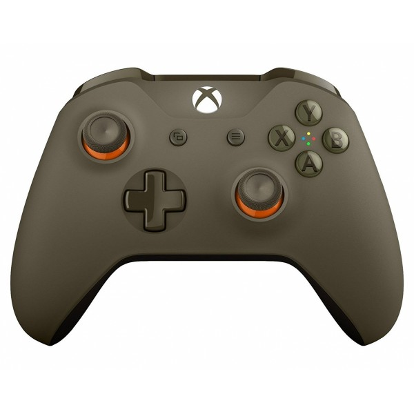 Microsoft Xbox One Wireless Controller Green/Orange
