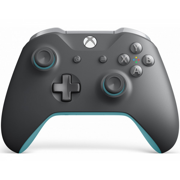 Microsoft Xbox One Wireless Controller Grey/Blue