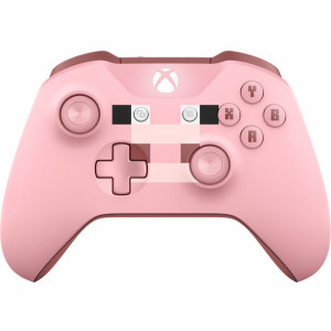 Microsoft Xbox One Wireless Controller Minecraft Pig