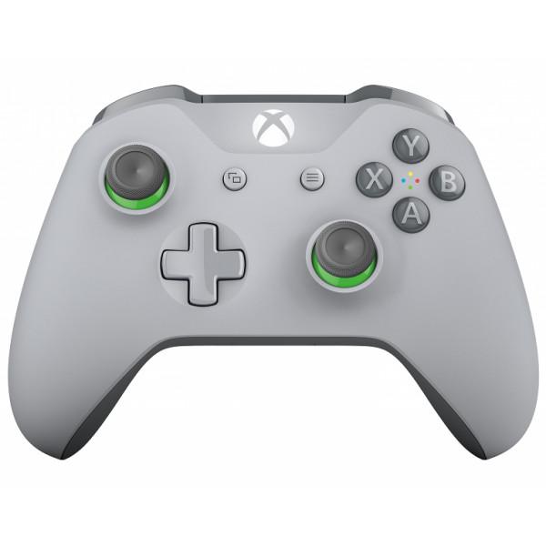 Microsoft Xbox One Wireless Controller Grey/Green