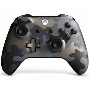 Microsoft Xbox One Wireless Night Ops Camo