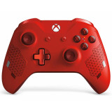 Microsoft Xbox One Wireless Controller Sport Red