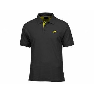 NaVi Polo Shirt Black