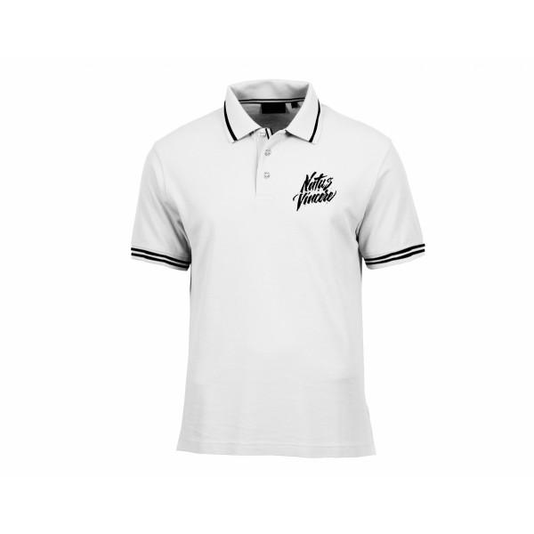 NaVi Polo Shirt White