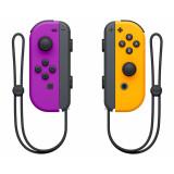 Nintendo Switch Joy-Con Pair Neon Purple/Neon Orange