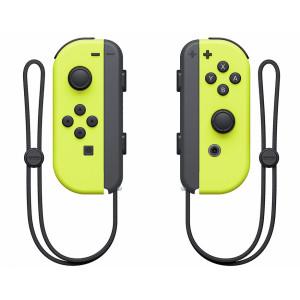 Nintendo Switch Joy-Con Pair Neon Yellow