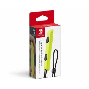 Nintendo Switch Joy-Con Strap Neon Yellow