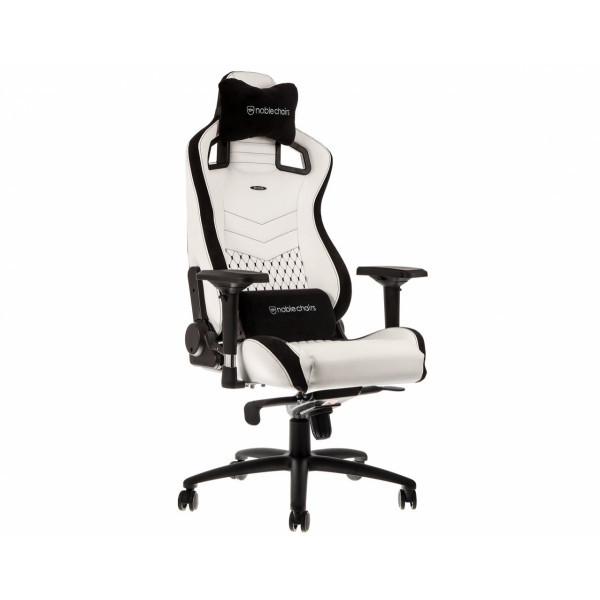 noblechairs EPIC White/Black
