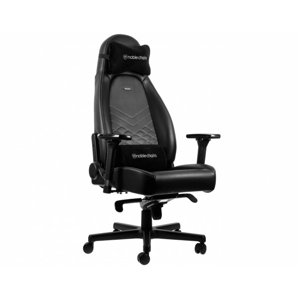 noblechairs ICON Black/Platinum White